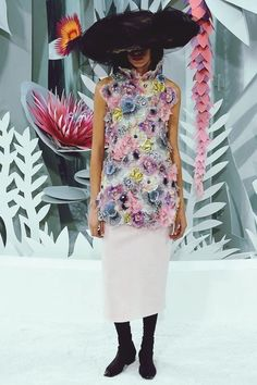 Couture Chanel Spring2015 DonneVincenti