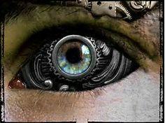 Eye Art Wallpaper