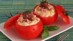 Ricetta Pomodori ripieni di tonno - Le Ricette di GialloZafferano.it