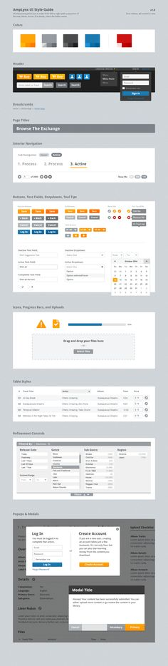 Airbnb, Uber and Mailchimp: Inside the Web Design Style Guides of 10 ...