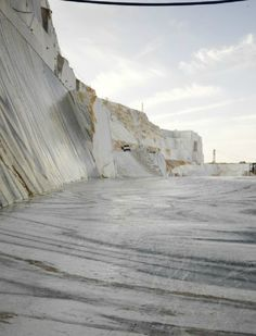 Fashion marble quarry in Carrara, by Gemeg