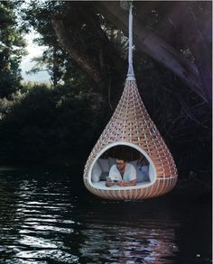 would be so peaceful!