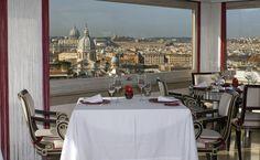Hassler hotel - world's most beautiful breakfast