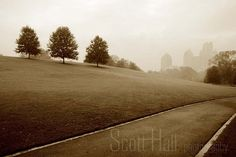Pathway to Midtown @ Piedmont Park Atlanta by ashartphotography
