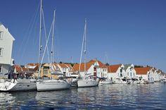Attend Skudefestivalen - Skudeneshavn's annual boat festival