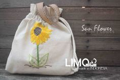 Sun Flower - limo-made.blogspot.com