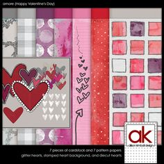 Free digital scrapbook kit from allisonkimball.com. She has a link for additional free kits.