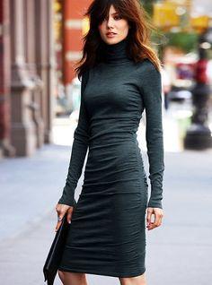 sweater dress love