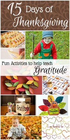 The best way to teach gratitude to kids is by having fun! Check out all of these gratitude games we found for our family this year!