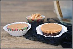 Vegan Sugar-Free Chocolate Peanut Butter Cups! More magical than Harry Potter.