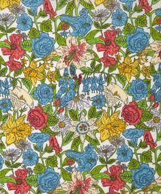 Liberty Art Fabrics Phyllis A Tana Lawn