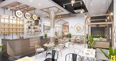 Bakery Decor, Bakery Interior, Home Bakery, Cafe Interior Design, Cafe Design, Bakery Ideas, Bakery Shop Design, Shoe Store Design, Coffee Shop Design