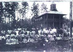 First school in Kiln - Schools - Photo Gallery - Hancock County Historical Society