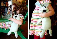 A really nice looking knuffle bunny