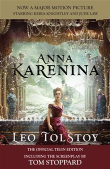 Anna Karenina (Movie Tie-in Edition) - Official Tie-in Edition Including the screenplay by Tom Stoppard. Buy it on Kobo: www.kobobooks.com/ebook/Anna-Karenina-Movie-Tie-Edition/book-wWJxqqJt-UC4ljpQqw5ezg/page1.html #kobo #ebooks