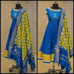 Churidar Designs, Kurta Designs Women, Blouse Designs, Simple Gown Design, Long Dress Design, Long Gown Dress, Frock Dress, Indian Gowns Dresses, Indian Outfits