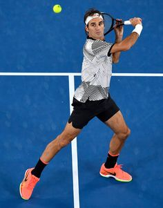 After playing little in 2016, can Federer do it again, against No. 5 Kei Nishikori? Then possibly No. 1 Andy Murray? Then possibly No. 4 Stan Wawrinka?
