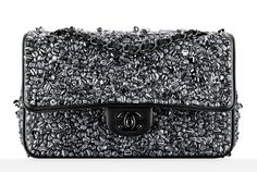 7b9667f7352d2d Check Out Photos and Prices for Chanel's Metiers d'Art Paris in Rome 2016  Bags, In Stores Now