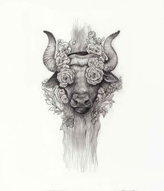 Ferdinand The Bull, Britta J. Naslund - - - Follow Britta J. Naslund on Tumblr HERE!
