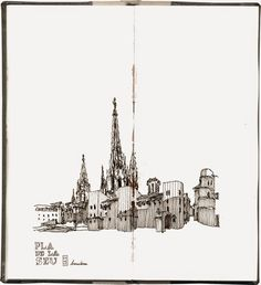 Urban Sketchers: Barcelona