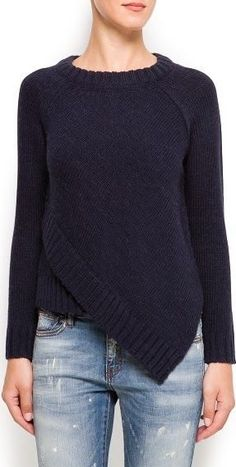 Stylish Wool Jumper With Jeans