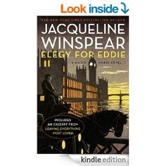 Elegy for Eddie: A Maisie Dobbs Novel (Maisie Dobbs Mysteries Book 9) - Kindle edition by Jacqueline Winspear. Mystery, Thriller & Suspense Kindle eBooks @ Amazon.com.