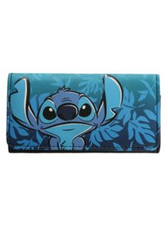Stitch wallet - Hot Topic $14.59 on sale for $10.88