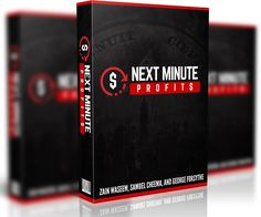 Next Minute Profits: The simple steps to take to get everything set up and quickly get to $100+ per day. https://marketinglibrary.org/next-minute-profits/