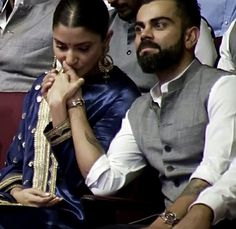 Bollywood actress Anushka Sharma and Indian ace cricketer Virat Kohli is one fine couple that