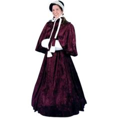 Adult Dickens Lady Costume