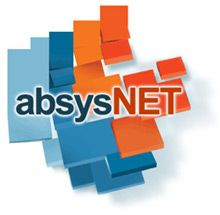 Absysnet Logos, Libraries, Management, Logo