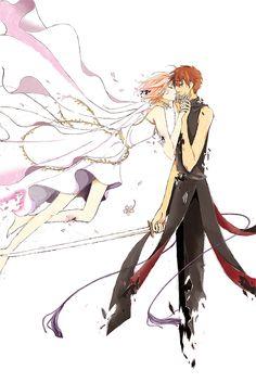 Sakura x shaoran amor