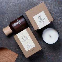 Smells Like Spells — The Dieline - Branding & Packaging