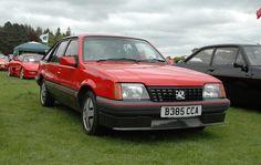 Vauxhall Cavalier SRi | by Philip Hamilton