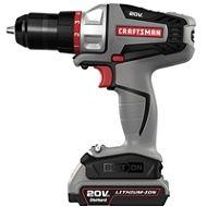 Craftsman Bolt-On ™ 20 Volt MAX* Drill Driver Ki...