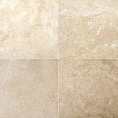 Emser Tile & Natural Stone: Ceramic and Porcelain Tiles, Mosaics, Glass Tiles, Natural Stone: Floor Wall: Travertine Crosscut, Dore (antique)