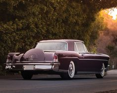 1956 Lincoln Continental Mark II....Re-pin brought to you by agents of #carinsurance at #houseofinsurance in Eugene, Oregon