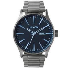 Nixon launches military-inspired range of men's watches