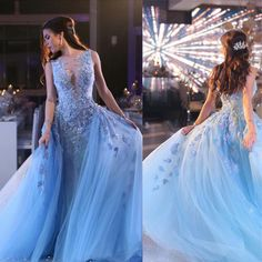 Breathtaking from the front and back #dress #couture #fashion