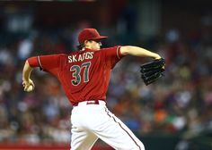 All 30 MLB Teams' Future Face of the Franchise - Arizona Diamondbacks: Tyler Skaggs