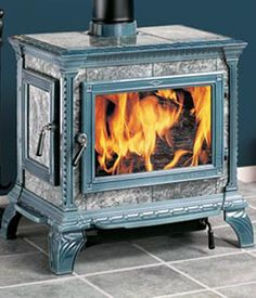 The Hearthstone Heritage Soapstone Wood Stove Is One Of Most Por