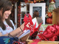 Susan Branch Book Signing, HapPy gO SmiLe, Cayucos, CA