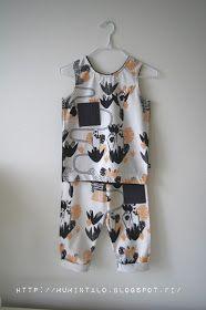MUMINTALO: Shortseja ja teeppareita kesähelteeseen Rompers, Dresses, Fashion, Tunic, Vestidos, Moda, Fashion Styles, Romper Clothing, Romper Suit
