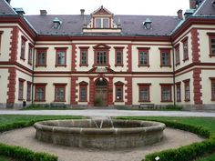 Česko, Jilemnice - Krkonošské museum