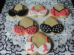 """bra"" sugar cookies"