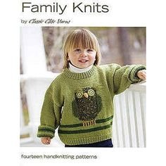 Classic Elite Knitting Patterns Family Knits.