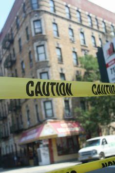 CAUTION! You just entered Harlem World