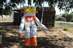 huggable soft robot big toy plush cuddley cute kawaii by Yanshufra