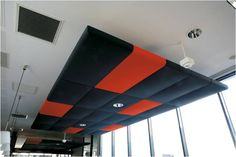 FR melamine foam acoustic foam for wall and ceiling decoration