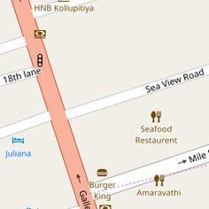 Amaravathi Restaurant - Find Restaurant in Colombo